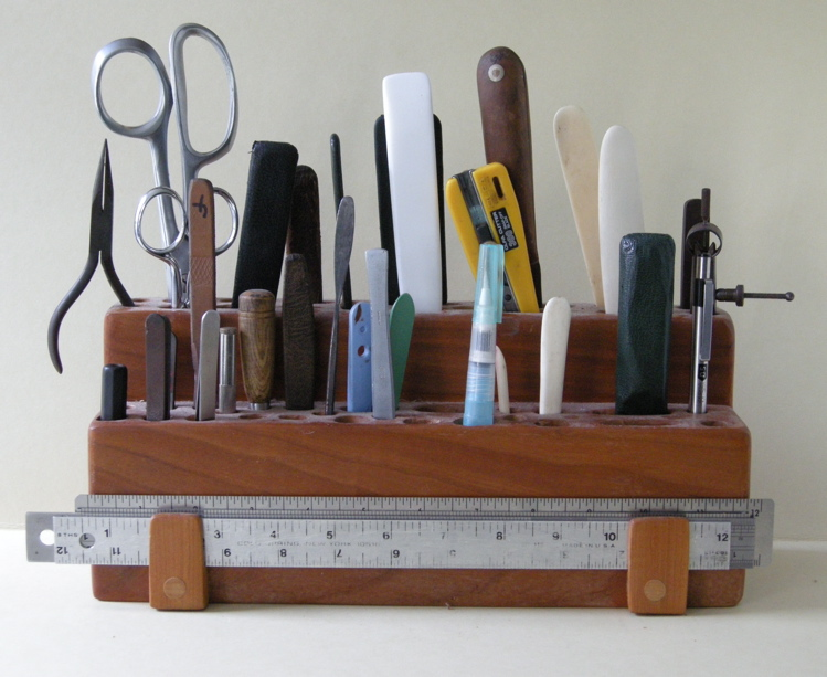 Tool Holder Jeff Peachey