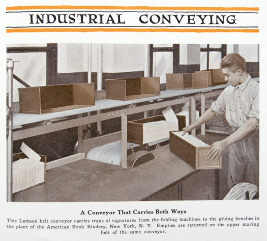 industrial conveying