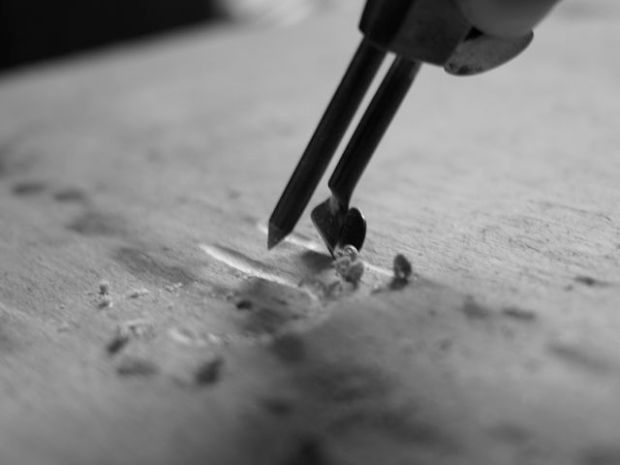 woodworking scribe