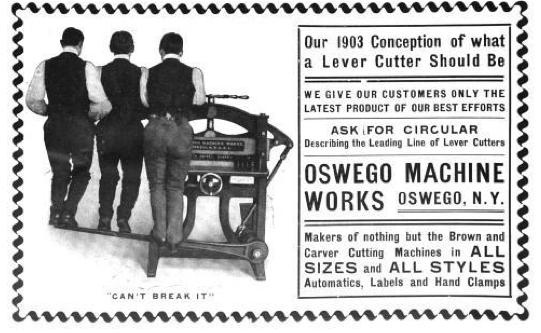 lever cutter