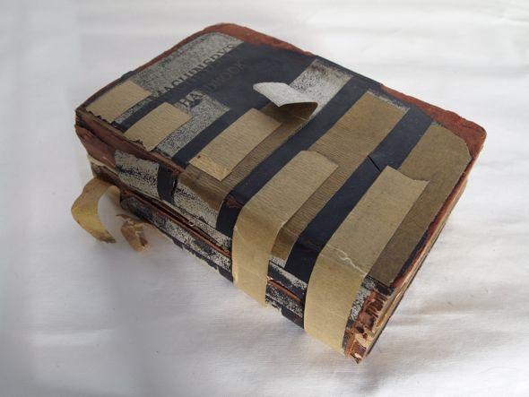 book repair