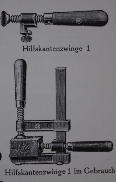 Bergmann catalog