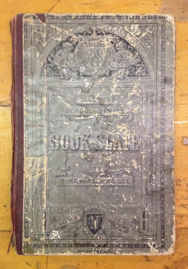 book slate